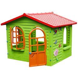 Mochtoys Domek ogrodowy, czerwony dach - BEZPŁATNY ODBIÓR: WROCŁAW!