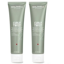 Goldwell StyleSign Curly Twist Curl Control | Zestaw: krem do loków 2x100ml