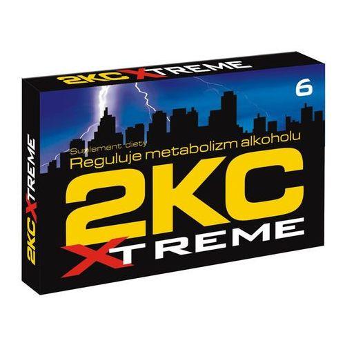 Preparaty na kaca, 2 KC XTREME 6 tabl.