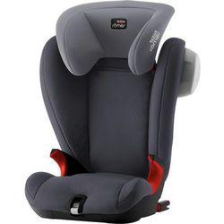 Britax Römer fotelik samochodowy Kidfix SL SICT Black 2019, Storm Grey