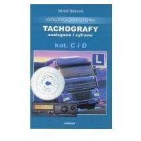 Biblioteka motoryzacji, Tachografy analogowe i cyfrowe, kat. c i d (opr. broszurowa)