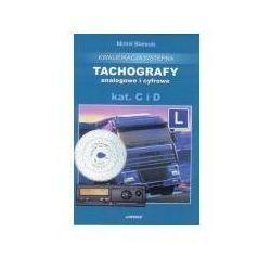 Tachografy analogowe i cyfrowe, kat. c i d (opr. broszurowa)