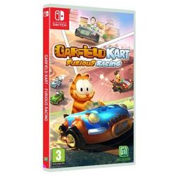 CDP Garfield Kart Furious Racing Nintendo Switch