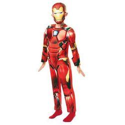 Kostium Iron Man Deluxe dla chłopca