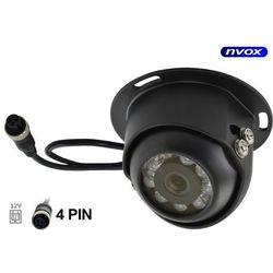 NVOX GDB06R 4PIN Kamera do samochodów ciężarowych oraz busów CCD