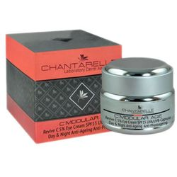 Chantarelle C'MODULAR AGE Odmładzająco-rozjaśniający krem na skórę wokół oczu SPF15 UVA/UVB z 5% witaminą C