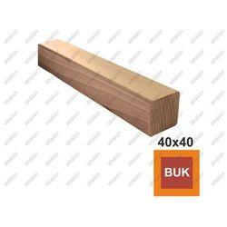 BUK-Poręcz 40x40mm długość 3000mm nielakierowany B
