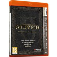 Gry na PC, The Elder Scrolls 4 Oblivion (PC)