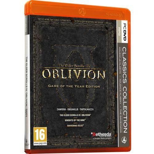 Gry na PC, The Elder Scrolls 4 Oblivion