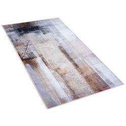 Dywan beżowy 80 x 150 cm krótkowłosy TRABZON