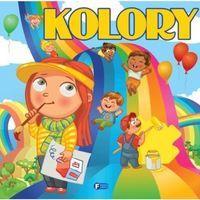 Książki dla dzieci, Kolory FENIX (opr. kartonowa)