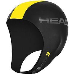 Head Neo Czapka, black-yellow L/XL 2019 Czepki pływackie Przy złożeniu zamówienia do godziny 16 ( od Pon. do Pt., wszystkie metody płatności z wyjątkiem przelewu bankowego), wysyłka odbędzie się tego samego dnia.