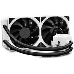 Chłodzenie wodne procesora DEEPCOOL Gamer Storm Captain 240EX RGB Biały DP-GS-H12L-CT240RGB-W