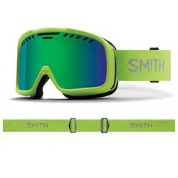 Gogle Smith Project Flash/Green Sol-X Mirror Kat.S3