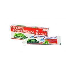 Antica Erboristeria - 2x Naturalna Pasta do Zębów Ochronna 360 Stopni