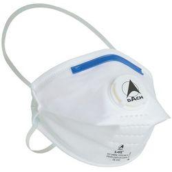 DACH - PółMaska z zaworem FFP3 NR D Respirator Comfort