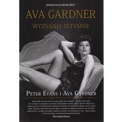 Ava Gardner Wyznania intymne (opr. twarda)