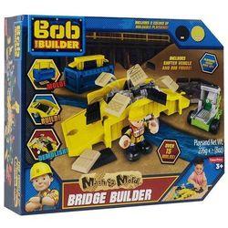 Fisher Price - Bob Budowniczy - Zestaw Naprawa Mostów + Piasek
