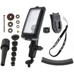 Ram Mounts Uchwyt z wodoszczelnym futerałem AQUA BOX™ Pro 20 i5 do iPhone 5, 5c & 5s bez etui montowany w trzon widelca w mo