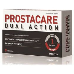 PROSTACARE Dual Action x 60 tabletek