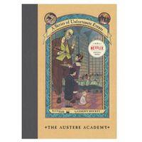 Książki do nauki języka, Series of Unfortunate Events # 5: The Austere Academy (opr. twarda)