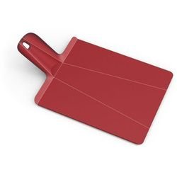 Deska do krojenia składana Chop2Pot Plus mała Joseph Joseph czerwona (NSR016SW)
