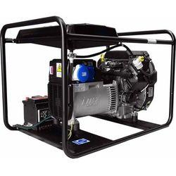 Agregat prądotwórczy jednofazowy SMG-10ME-L 9,5kW diesel Lombardini 25LD425 generator Sumera Motor