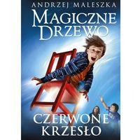 Książki dla dzieci, Magiczne drzewo. czerwone krzesło (opr. twarda)