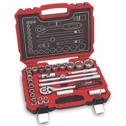 """Zestaw kluczy nasadowych HARTSSON 17K025 1/2"""" 8 - 32 mm (25 elementów) + DARMOWY TRANSPORT!"""
