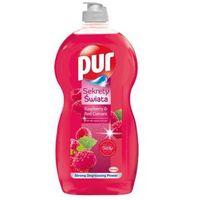 Płyny do zmywania, PUR 1,35l Sekrety Świata Raspberry & Red Currant Płyn do mycia naczyń