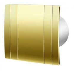 Wentylator osiowy Blauberg 100mm Quatro Hi-Tech100 standard Gold Złoty 4046634018550