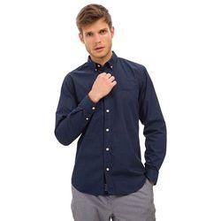 Galvanni koszula męska Caddo XL ciemnoniebieska