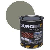 Farby, Farba Durobet elementy betonowe szara 0,75 l