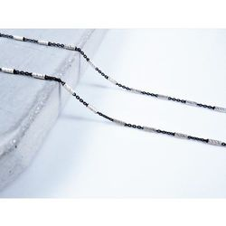 Srebrny (925) łańcuszek OKRĄGŁY OX 50 cm + PREZENT