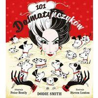 Książki dla dzieci, 101 dalmatyńczyków - Dodie Smith, Peter Bently, Steven Lenton (opr. twarda)