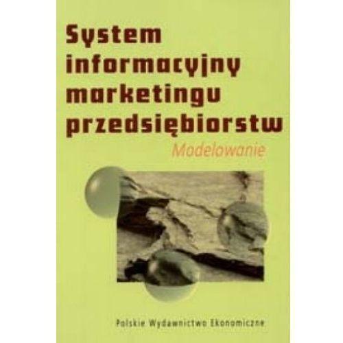 Książki o biznesie i ekonomii, System informacyjny marketingu przedsiębiorstw (opr. broszurowa)