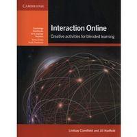 Książki do nauki języka, Interaction Online (opr. miękka)