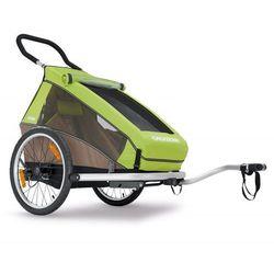 Przyczepka rowerowa / wózek biegowy CROOZER Kid for 1 - 2017