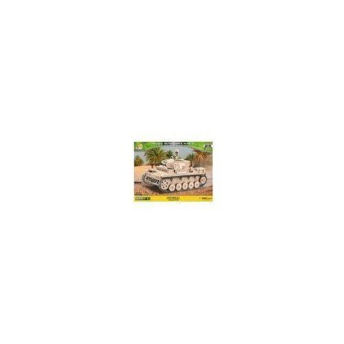 Klocki dla dzieci, Klocki COBI Historical Collection: World War II - Sd.Kfz.121 Panzer II Ausf. F 2527