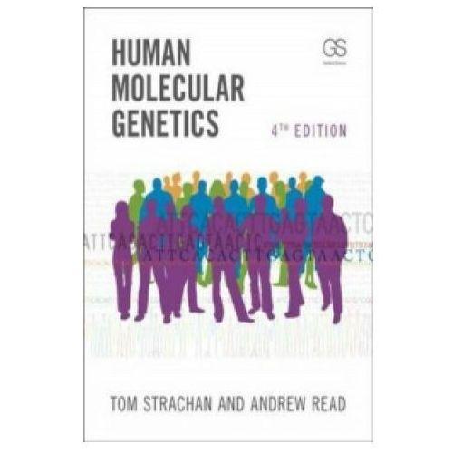 Książki medyczne, Human Molecular Genetics 4th Edition