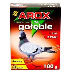 Preparat odstraszający na gołębie (AROX) GRANULAT / SPRAY