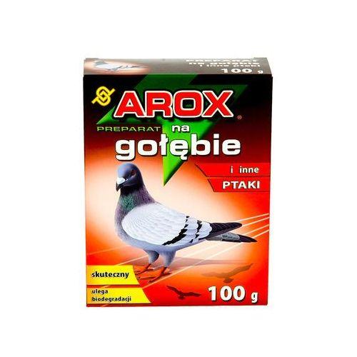 Środki na szkodniki, Preparat odstraszający na gołębie (AROX) GRANULAT / SPRAY