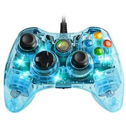 PDP Afterglow Controller Blue Xbox 360 - Gamepad - Microsoft Xbox 360