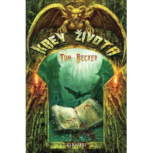 Pozostałe książki, Krev života Tom Becker