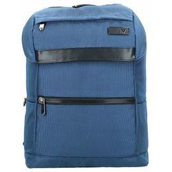 """Roncato Rover 15L plecak miejski na laptopa 15,6"""" / niebieski - niebieski ZAPISZ SIĘ DO NASZEGO NEWSLETTERA, A OTRZYMASZ VOUCHER Z 15% ZNIŻKĄ"""
