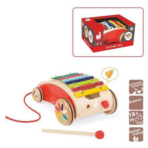 Instrumenty dla dzieci, Cymbałki na wózeczku