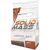 Gainery, TREC Solid Mass - 5800g - Dark Chocolate
