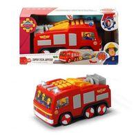 Straż pożarna dla dzieci, Wóz strażacki Jupiter Super Tech Strażak Sam Simba 3096001