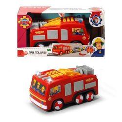 Wóz strażacki Jupiter Super Tech Strażak Sam Simba 3096001