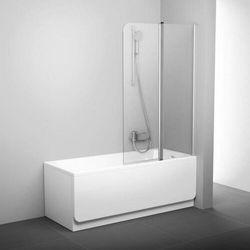 Ravak 10º parawan nawannowy 100x150cm prawy biały transparent 7QRA0103Z1
